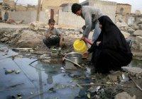 Десятки тысяч иракцев отравились питьевой водой