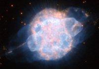 Ученые запечатлели «небесный глаз»