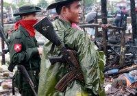 Facebook удалил аккаунты военачальников Мьянмы