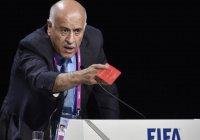 Палестина обвинила FIFA в сговоре с Израилем