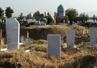 Жителей Таджикистана ограничили в размере могил