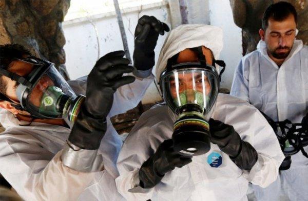 В Сирии готовятся новые провокации с химическим оружием.