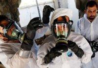 Минобороны: «Белые каски» передали отравляющие вещества сирийским боевикам