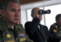 Шойгу анонсировал крупнейшие военные учения в истории России