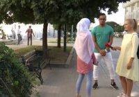 На Украине мусульманскую пару не пустили в ресторан