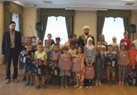 Муфтий РТ принял участие в акции «Помоги собраться в школу!»