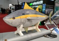 Биоморфный подводный беспилотник создали в России