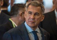 Forbes включил Минниханова в список влиятельнейших россиян