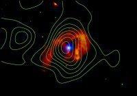 В космосе найдено громадное «взрывное» созвездие