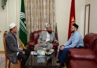 Мусульмане Татарстана и Киргизии договорились о сотрудничестве