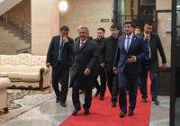 Рустам Минниханов обсудил сотрудничество с президентом Киргизии