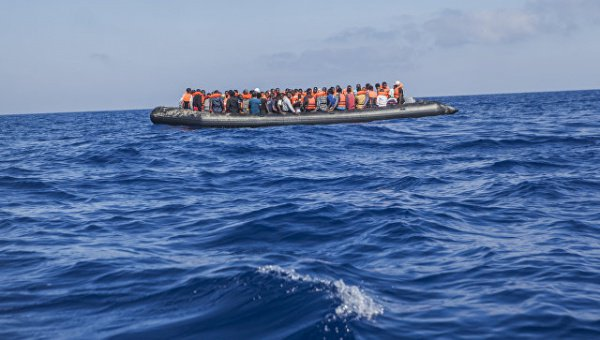 Мигранты продолжают погибать в Средиземном море.