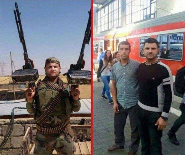 """В социальных сетях """"гуляют"""" фото десятков террористов, прибывших в ЕС под видом беженцев."""