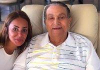 Фото ослабевшего Хосни Мубарака вызвало скандал в арабском мире