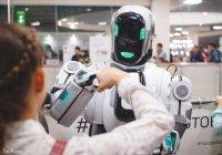 Робот стал сотрудником туристической компании в Стокгольме