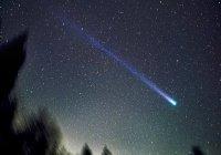 Жители Москвы из-за кометы останутся без сна