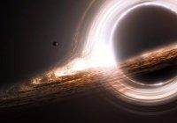 Ученые: Землю затянет в черную дыру