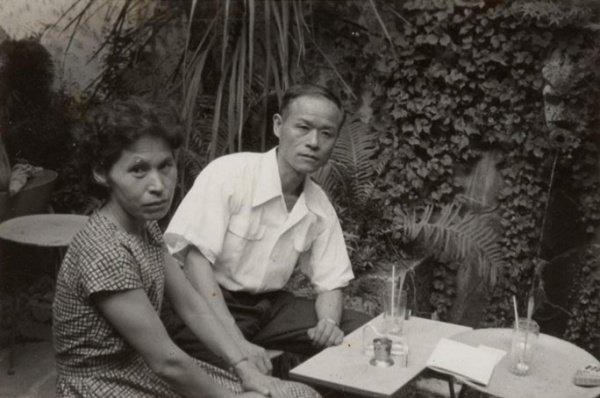 Молодые люди официально зарегистрировали свой брак еще в 1937 году