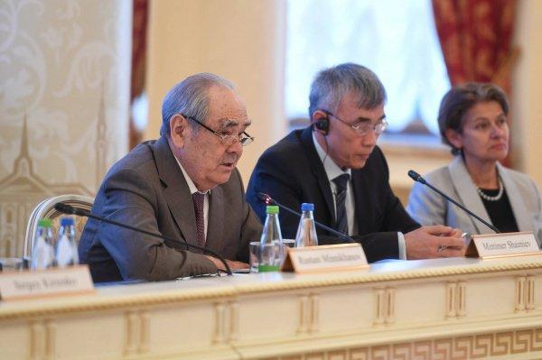 Минтимер Шаймиев на форуме.