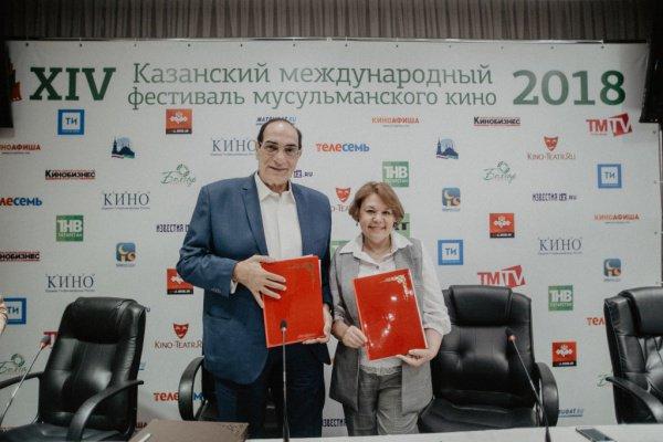 КМФМК-2018. Египетскому и турецкому кино в Казани быть!