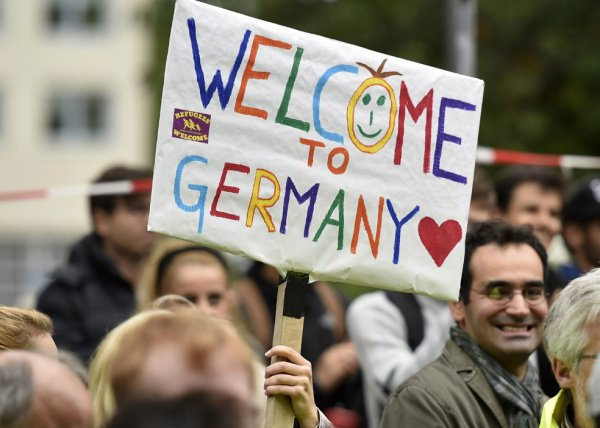 Миграционный вопрос расколол общество Германии.