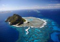 Возле берегов Фиджи произошло мощное землетрясение