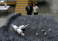 НАСА построит новую МКС на Луне