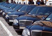 Чиновники Астаны отдали свои служебные авто больницам