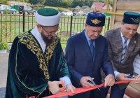 Камиль хазрат Самигуллин открыл новую мечеть в Ютазинском район