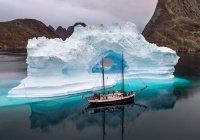 Рекордная температура зафиксирована в Арктике