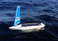Беспилотник впервые в истории пересек Атлантический океан