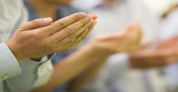 Молитва за умершего человека