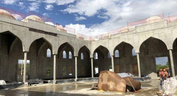 Мечеть будет торжественно открыта в 2019 году.