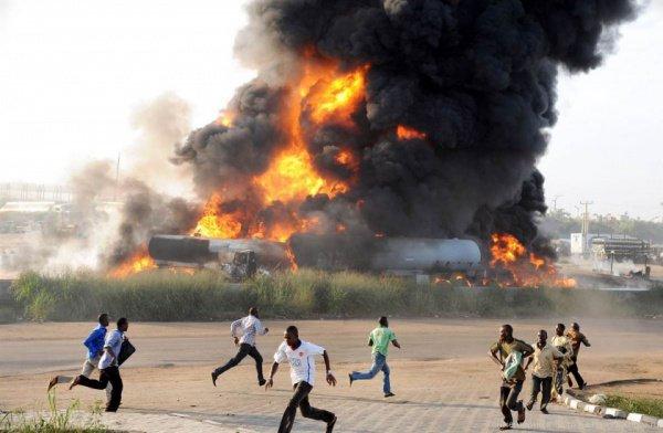 Большая часть погибших прибежала на место взрыва для того, чтобы посмотреть, что произошло