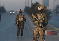 Террорист взорвал себя в толпе демонстрантов в Афганистане