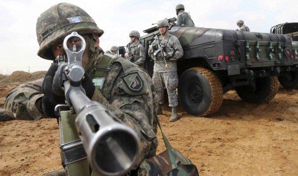 Эксперты назвали «самую мощную армию мира»