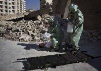 Минобороны: террористы намерены использовать в Сирии настоящее химоружие