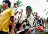На Филиппинах более 800 тыс. человек эвакуируют из-за тайфуна