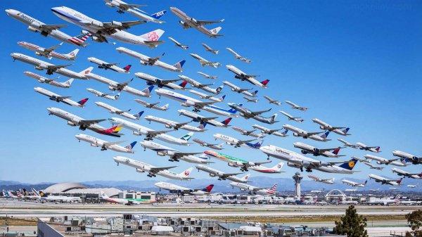 Из южнокорейской столицы в Чеджу каждый день отправлялось порядка 180 рейсов