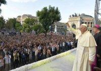 Папа Римский обратился к мафии