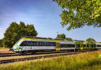Экологически чистые поезда начнут использовать в Европе