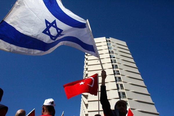 Израиль и Турция могут восстановить отношения в ближайшее время.