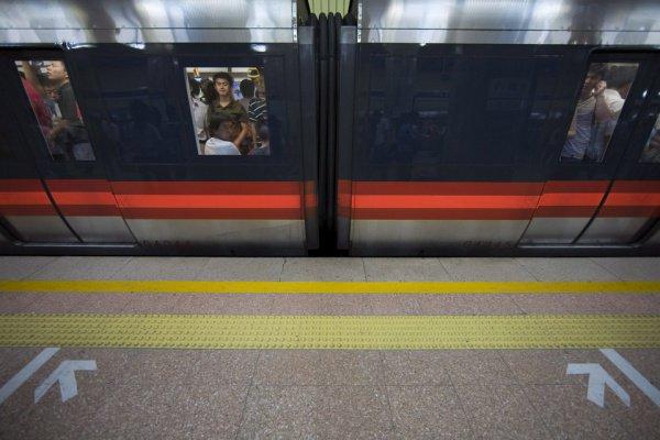 Ребенок серьезных травм не получил и вместе с мамой уехал уже на следующем поезде