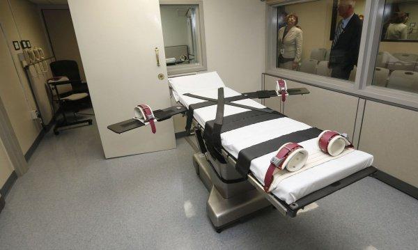 В США начнут казнить новым способом.