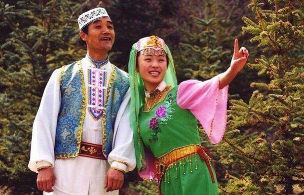 Татары, проживающие в Китае