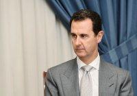 Башар Асад выразил соболезнования в связи с крушением Ил-20