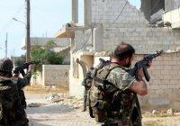 Сирийская армия лишила ИГИЛ доступа к воде