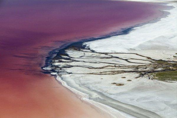На лидирующей позиции рейтинга живописных достопримечательностей страны оказалось озеро Эльтон в Волгоградской области