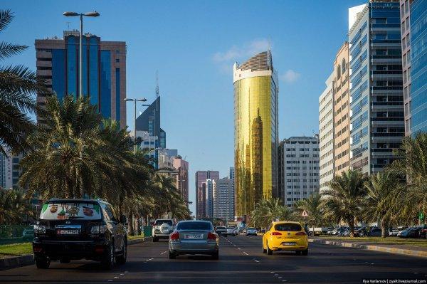Абу-Даби возглавил рейтинг самых безопасных городов.