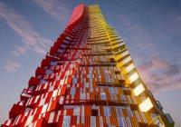 Пластмассовые небоскребы начнут строить в Индии